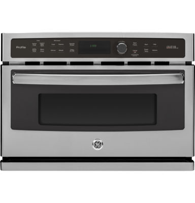 "GE Profile™  27"" Single Wall Oven with Advantium® Technology"