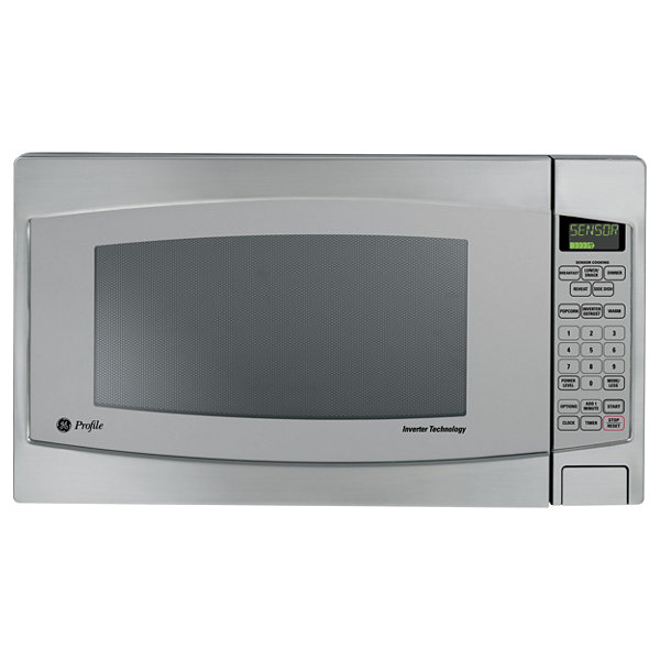 Ge Profile 2 Cu Ft Capacity Countertop Microwave