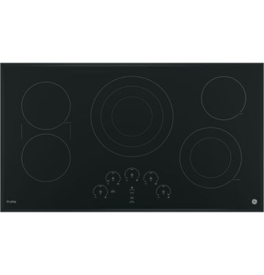 "GE Profile™  36"" Built-In Touch Control Cooktop With 5 Elements"