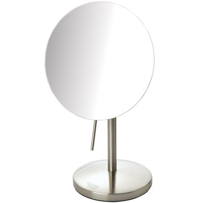 Sharper Image® 5X Tabletop Makeup Mirror