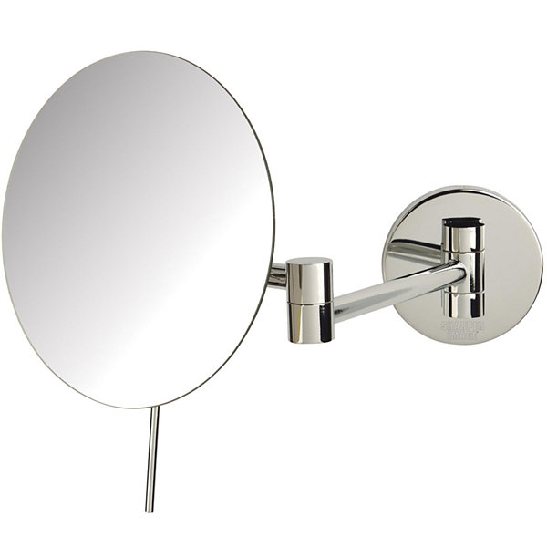 Sharper Image® 5X Wall-Mount Makeup Mirror