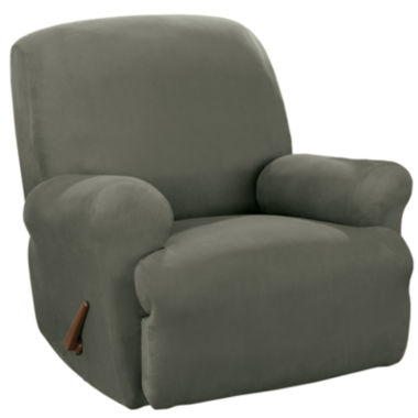 SURE FIT® Stretch Faux-Suede 1-pc. Recliner Slipcover