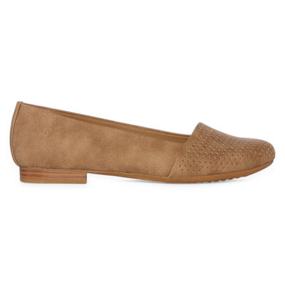 Yuu Francie Womens Slip-On Shoes