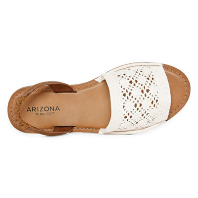 Arizona Honey Womens Flat Sandals