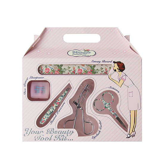 The Vintage Cosmetic Company 5-pc. Manicure Kit