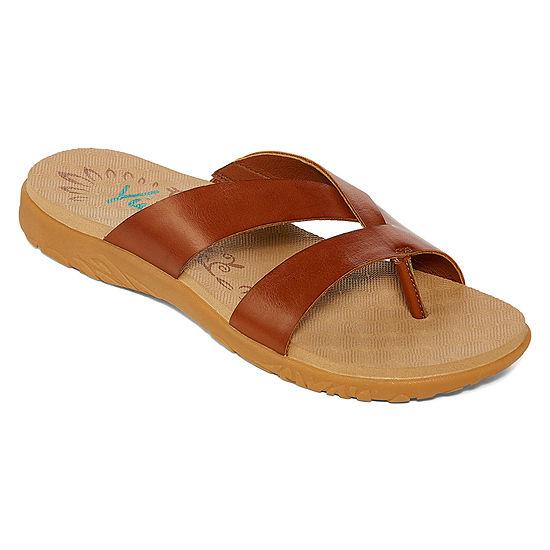 Yuu Womens Chloe Slide Sandals