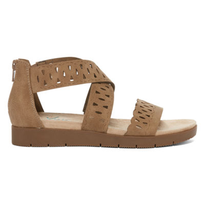 Yuu Indy Womens Strap Sandals