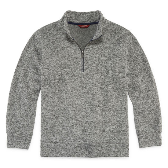 Arizona Quarter-Zip Pullover - Preschool Boys