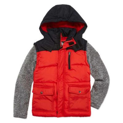 Weatherproof Heavyweight Puffer Jacket - Boys 8-20