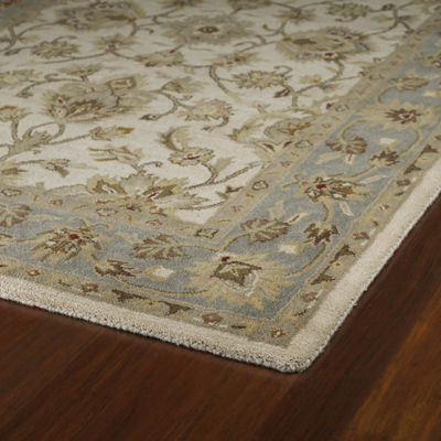 Kaleen Khazana St. George Hand-Tufted Wool Rectangular Rug