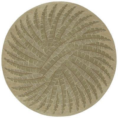 Kaleen Tara Rounds Pablo Hand-Tufted Wool Round Rug