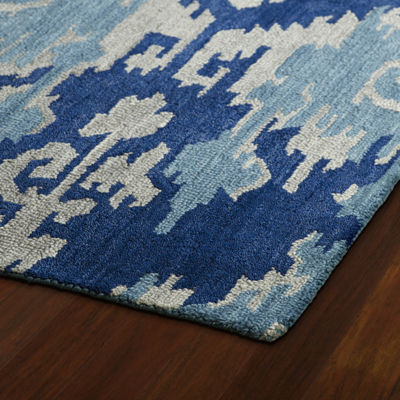 Kaleen Casual Sigmund Hand-Tufted Wool Rectangular Rug