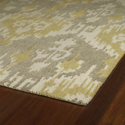 Kaleen Casual Sigmund Hand-Tufted Wool RectangularRug
