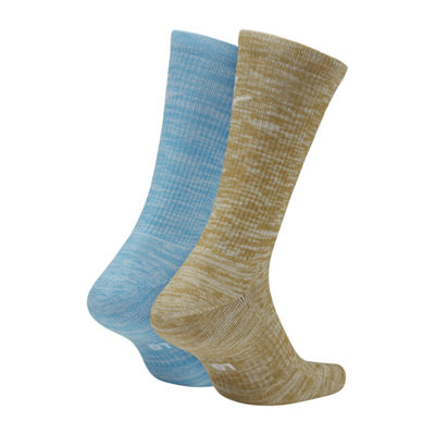 Nike 2 Pair Crew Socks-Mens