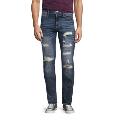 Arizona Skinny Fit Flex Denim- Blue