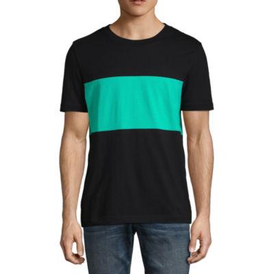 City Streets Short Sleeve Colorblock T-Shirt
