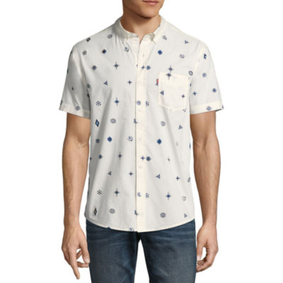 Levi's Short Sleeve Button-Front Shirt