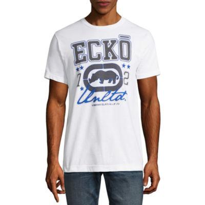 Ecko Unltd Short Sleeve Logo Graphic T-Shirt