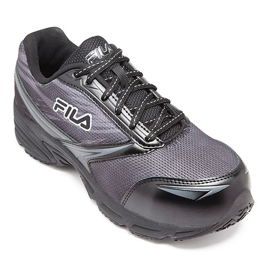 Fila Memory Meiera 2 Composite Toe Slip-Resistant Womens Work Shoes