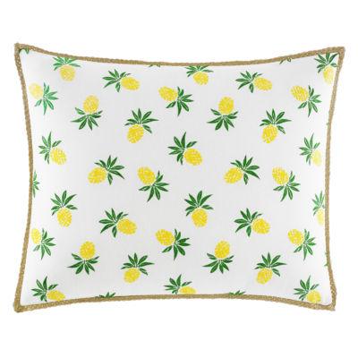 Nine Palms Breakfast Pillow