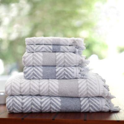 Linum Home Textiles Assos 6-pc Bath Towel Set