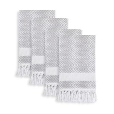 Linum Home Textiles Assos 4-pc. Hand Towel Set