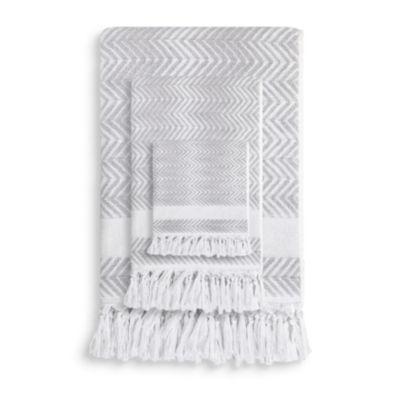 Linum Home Textiles Assos 3-pc. Bath Towel Set