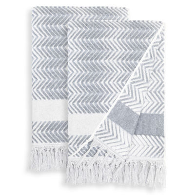 Linum Home Assos 2-pc Bath Towel Set
