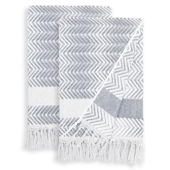 Linum Home Assos 2-pc Bath Towel Set