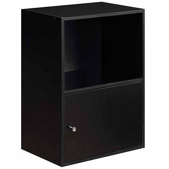 Convenience Concepts Xtra Storage 1 Door Cabinet