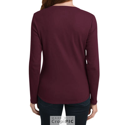 Dickies® Long Sleeve Stretch Thermal Shirt - Plus