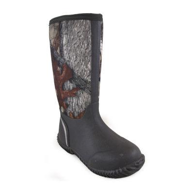 """Smoky Mountian Kid's Amphibian 12"""" Neoprene Waterproof Boot """""""