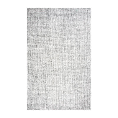 Rizzy Home Brindleton Collection Grace Solid Rugs