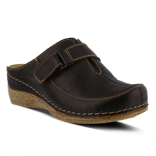 c69a472f06a9 Spring Step Womens Aphylla Clogs Slip-on Round Toe - JCPenney