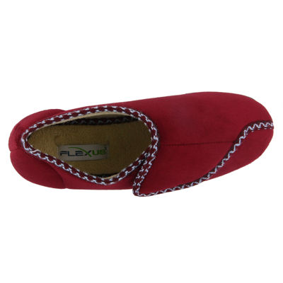 Flexus Womens Tivoli Round Toe Slip-On Shoe