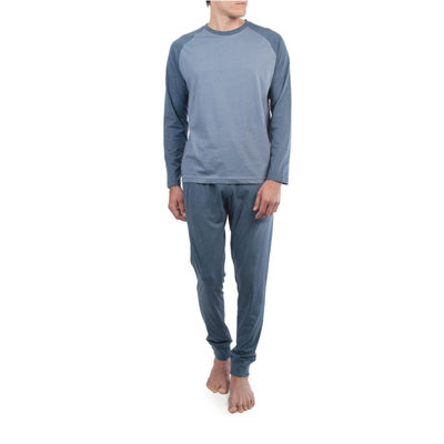 Residence Mens Pant Pajama Set 2-pc. Long Sleeve