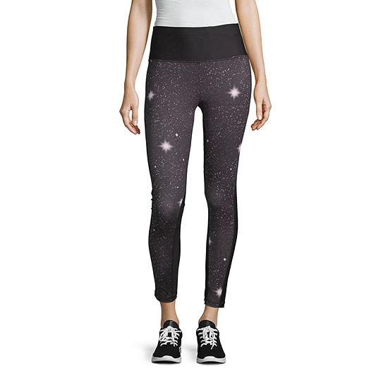 Xersion HW Printed 7/8 Legging Womens