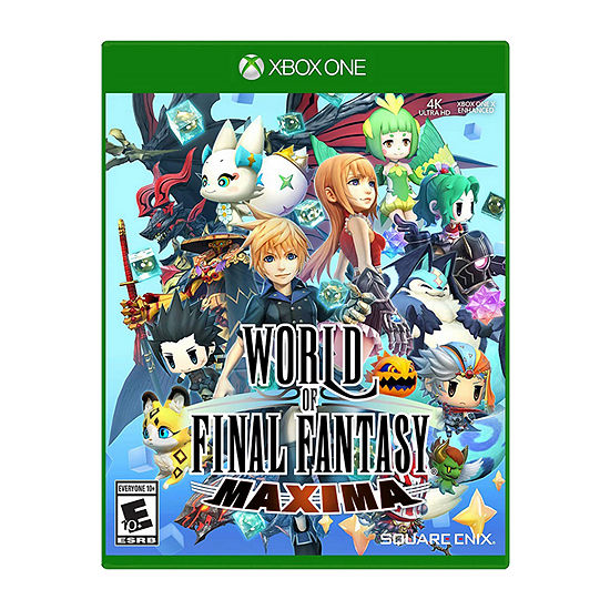 XBox One World Of Final Fantasy: Maxima Video Game