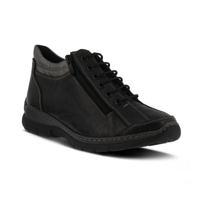 Spring Step Womens Kieron Slip-On Shoe Round Toe