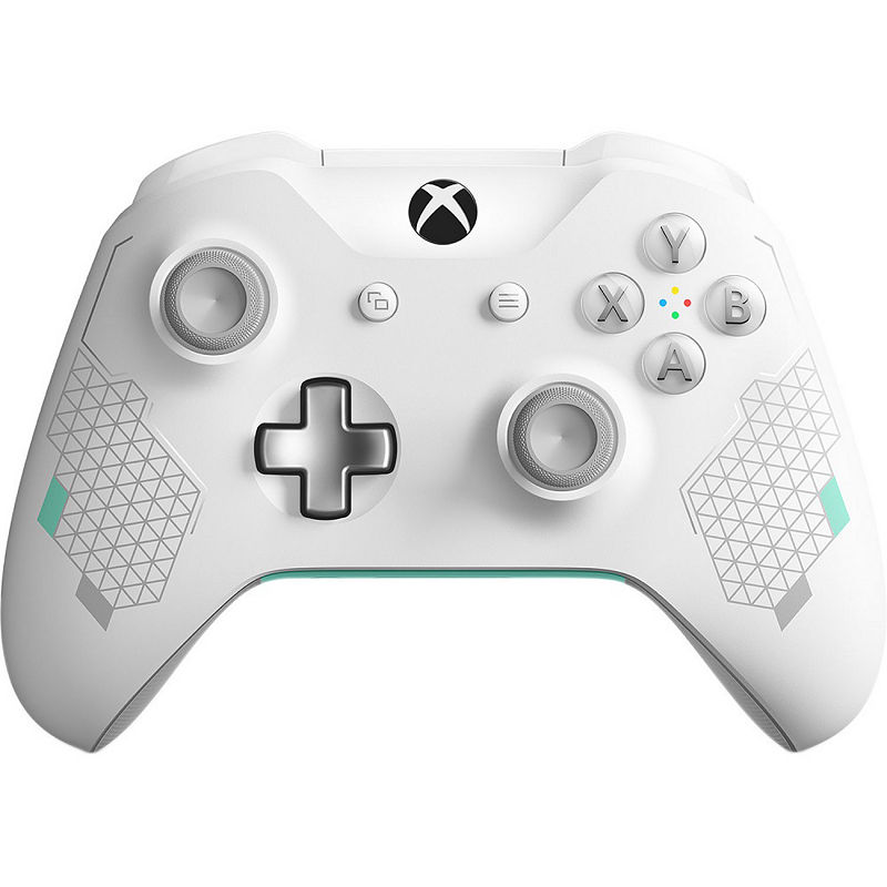 Microsoft Xbox One Wireless Controller - Sport White Special Edition