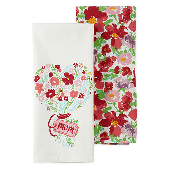 Jcpenney Home 2 Pc Kitchen Towel