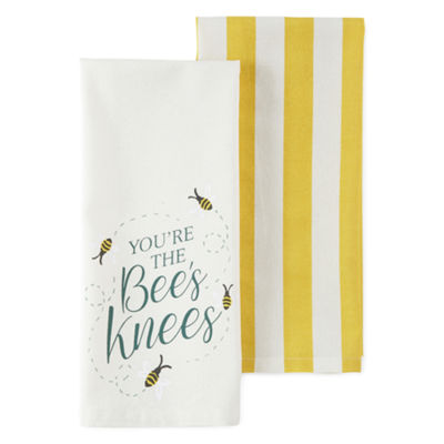 JCPenney Home 2-pc. Kitchen Towel