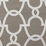 Gates Energy Saving Blackout Grommet-Top Curtain Panel