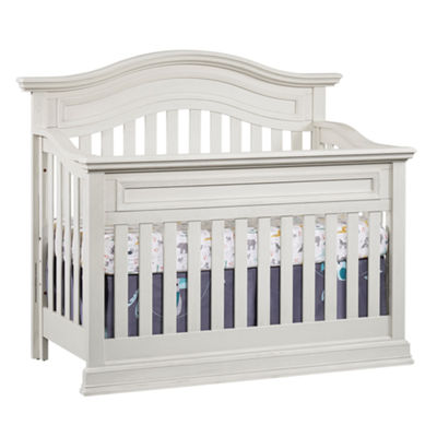 Oxford Baby Glenbrook 4-In-1 Convertible Baby Crib - Natural