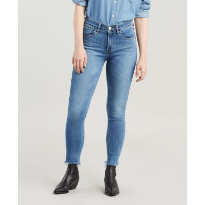 Levi's 721 Skinny Ankle Jeans