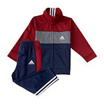 adidas Baby Girls 2-pc. Pant Set