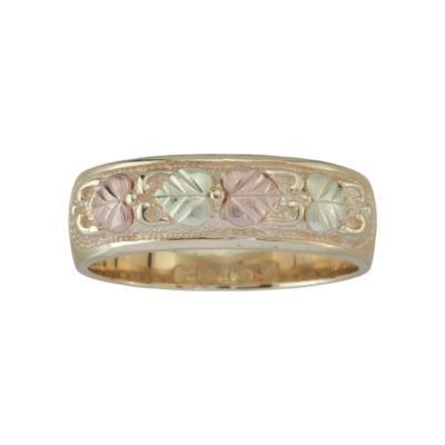 Black Hills Gold® Men's 10K Band Ring