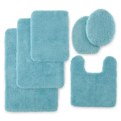 Awesome JCPenney Home™ Ultra Soft Quick Dri Bath Rug Collection