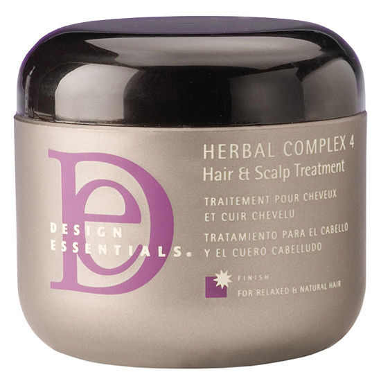 Design Essentials® Herbal Complex 4 Hair & Scalp Treatment