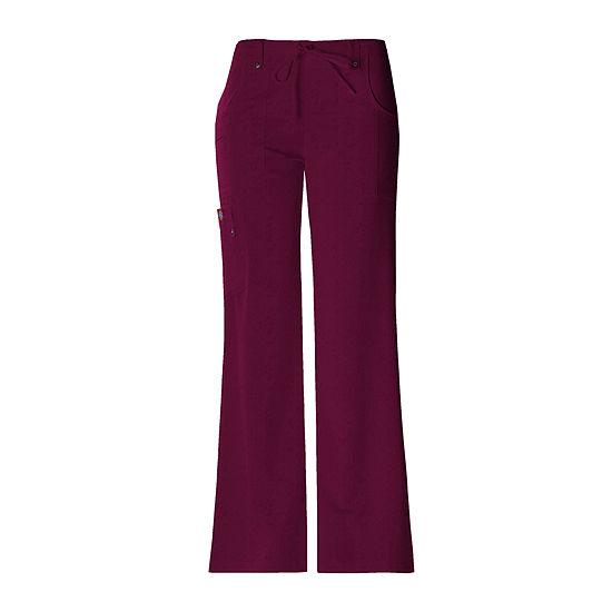 Dickies® 82011 Womens Cargo Scrub Pants - Junior Petite